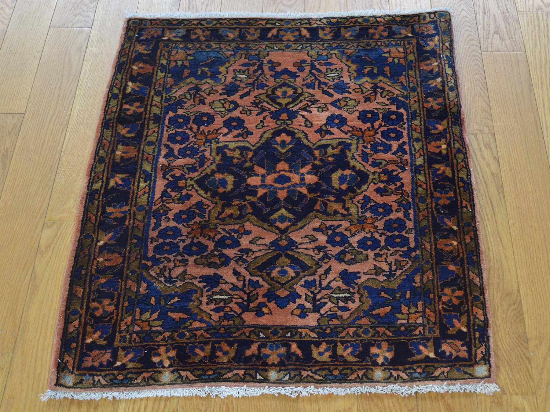 2 1 Quot X2 7 Quot Antique Persian Mohajeran Sarouk Full Pile Soft