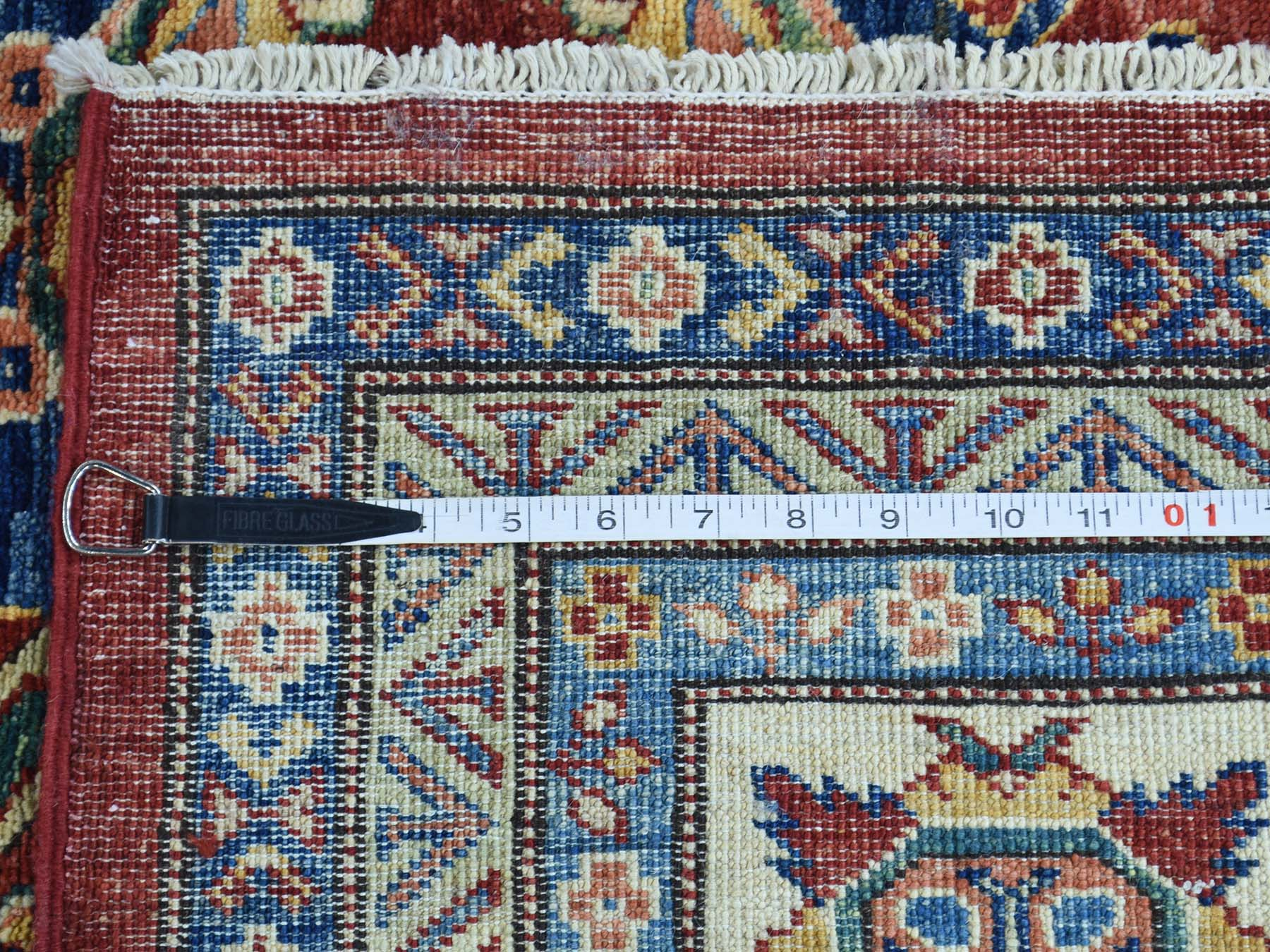 9 X12 3 Quot Pure Wool Hand Knotted Super Kazak Oriental Rug