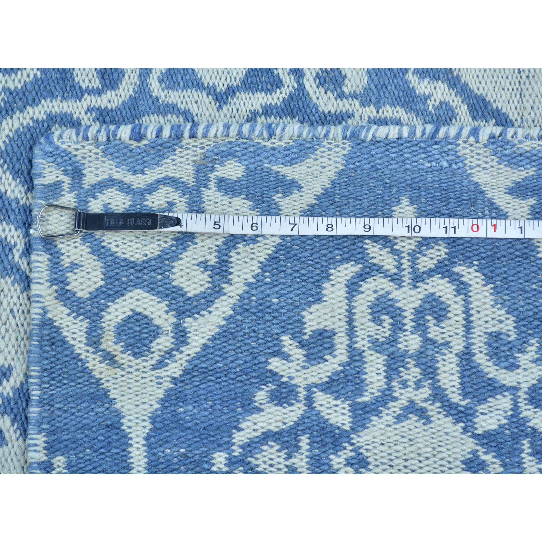5-2 x6-10  Flat Weave Hand Woven Reversible Kilim Oriental Rug