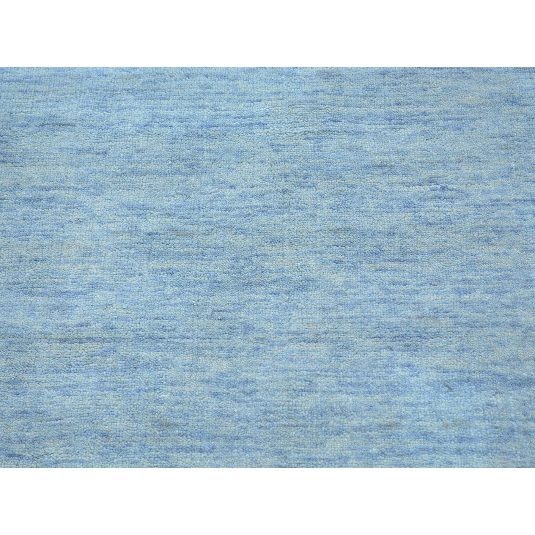 2-x3- Pure Wool Modern Hand Loomed Gabbeh Oriental Rug