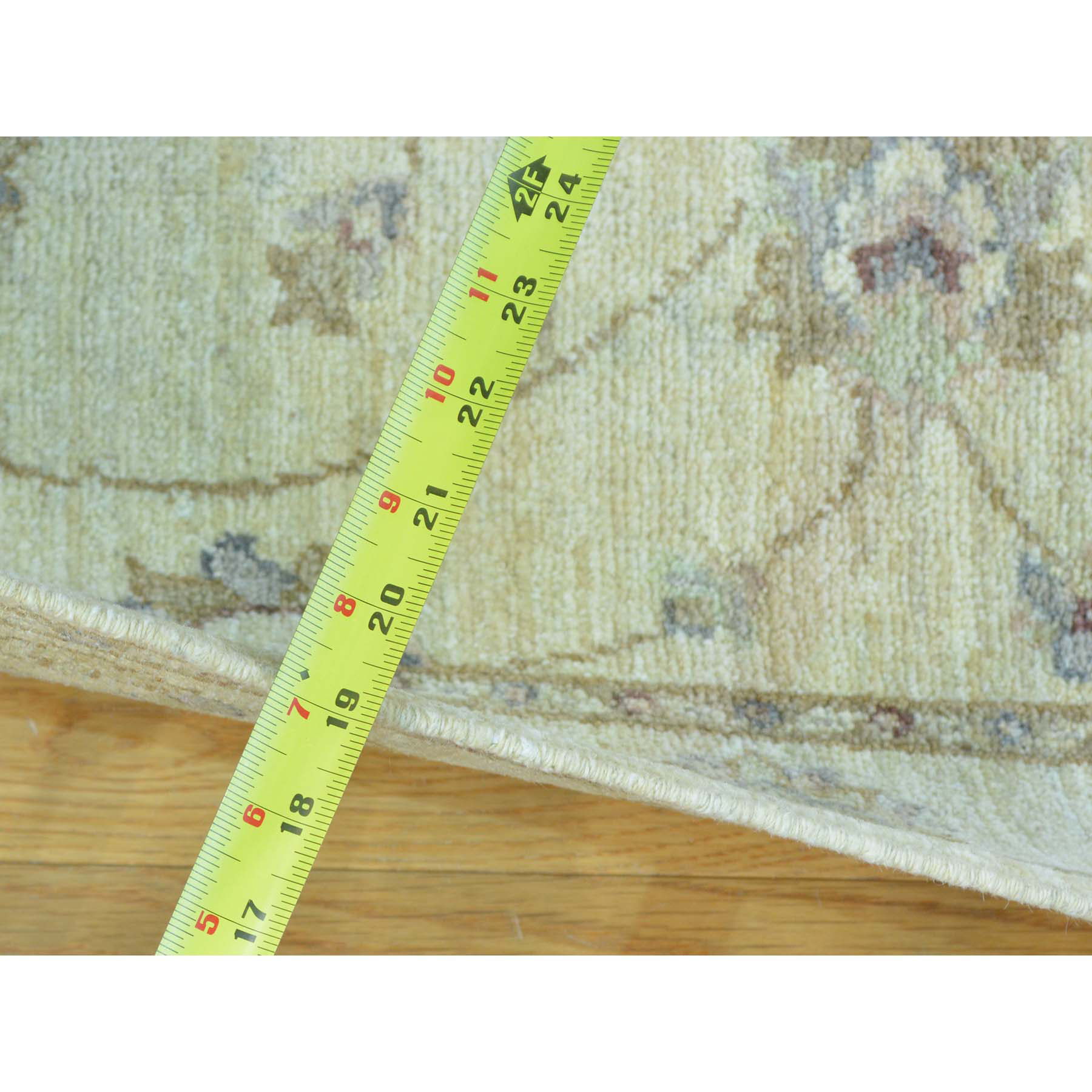2-8 x9-7  Zeigler Mahal Runner Hand Knotted Pure Wool Oriental Rug