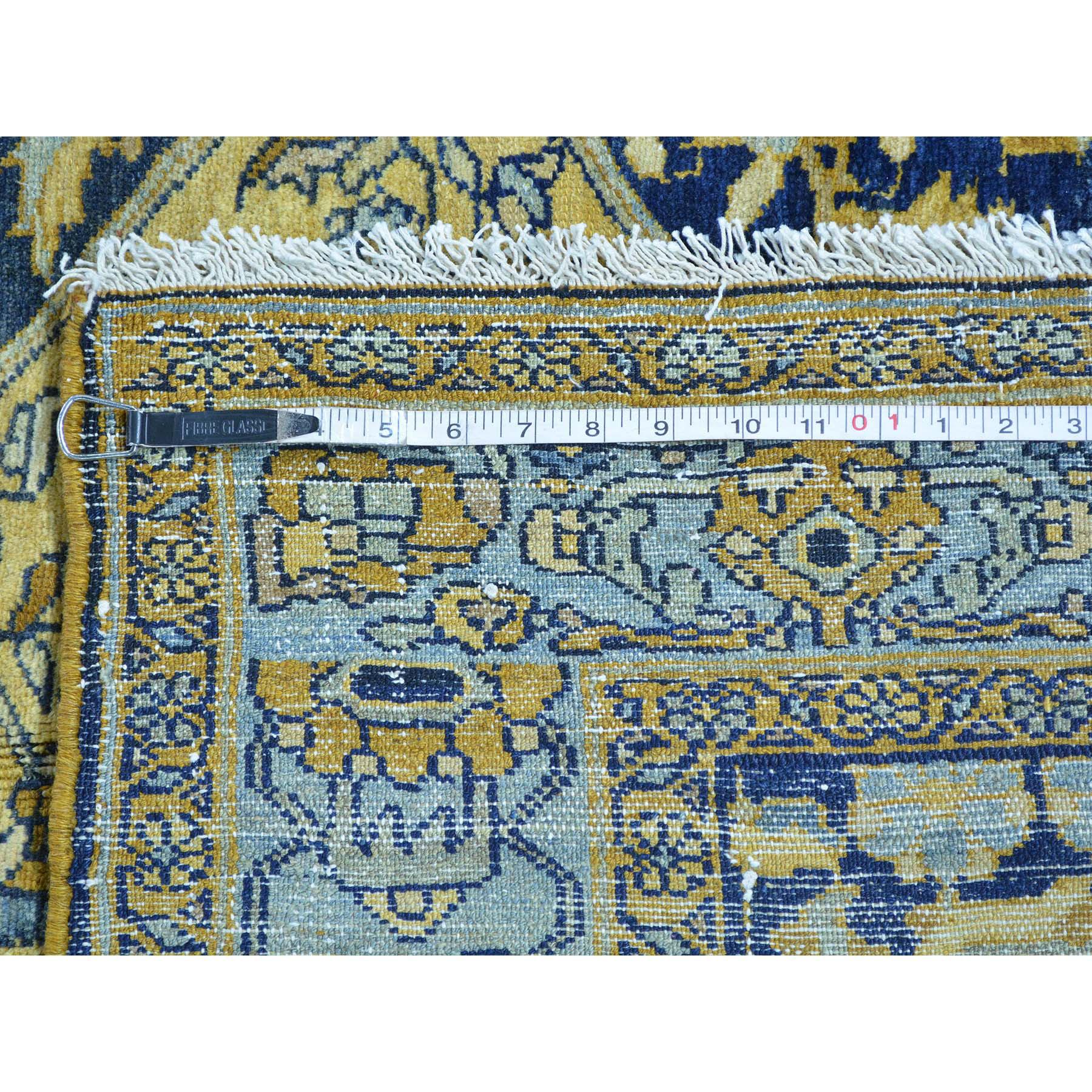 6-8 x19-3  Antique Persian Bakhtiari Exc Cond Wide Runner Oriental Rug