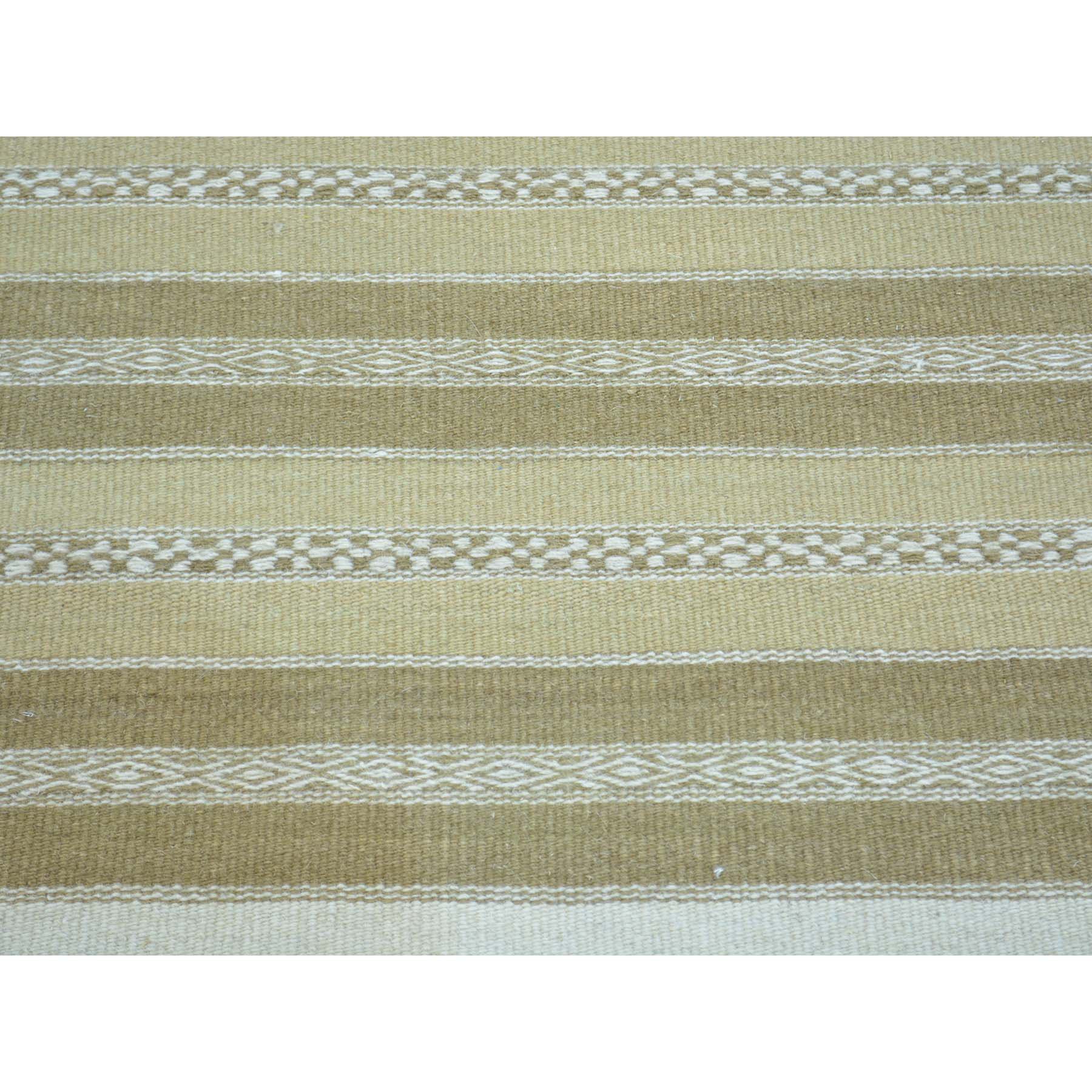 2-9 x5- Striped Flat Weave Durie Kilim Hand Woven Oriental Rug
