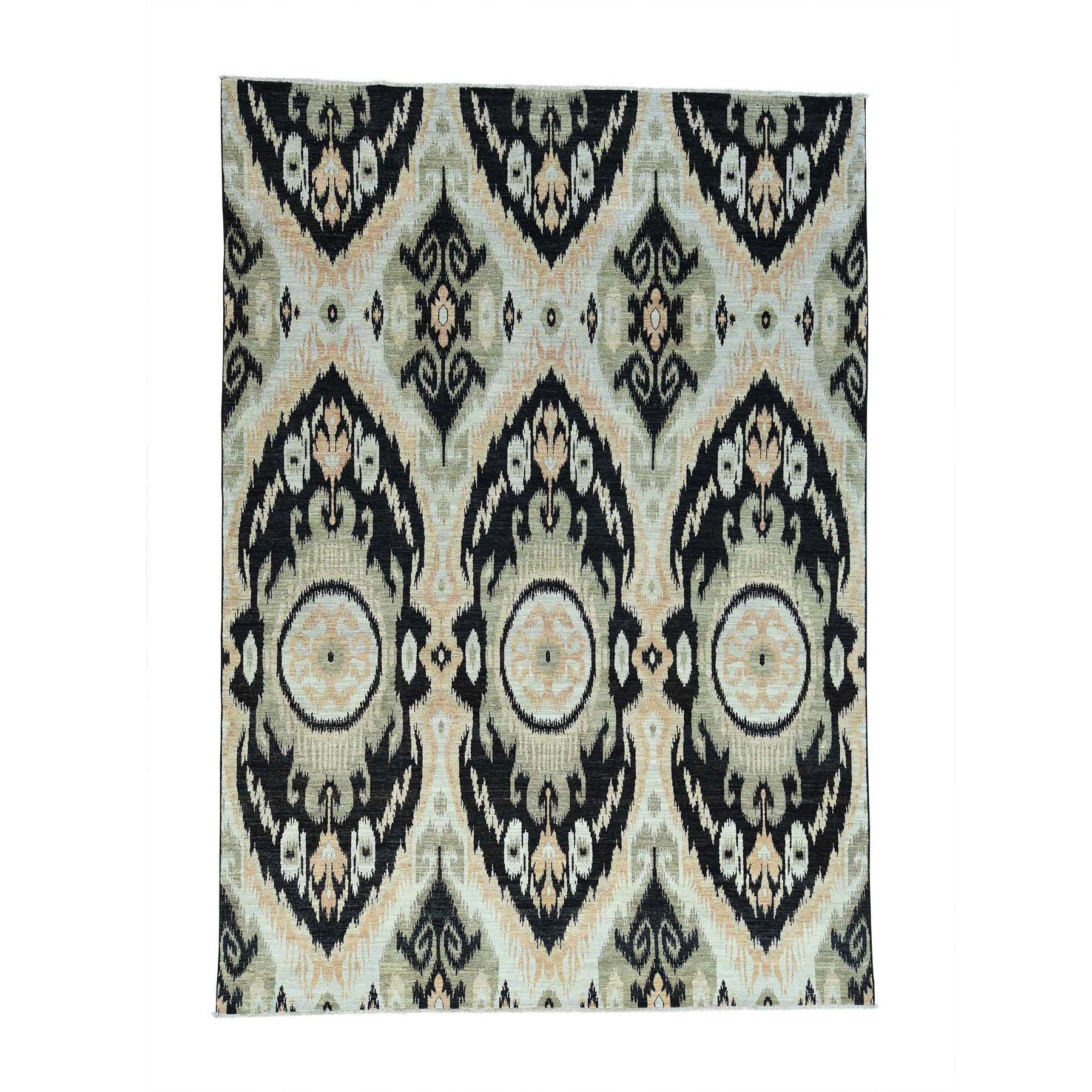 Ikat And Suzani DesignRugs ORC303993