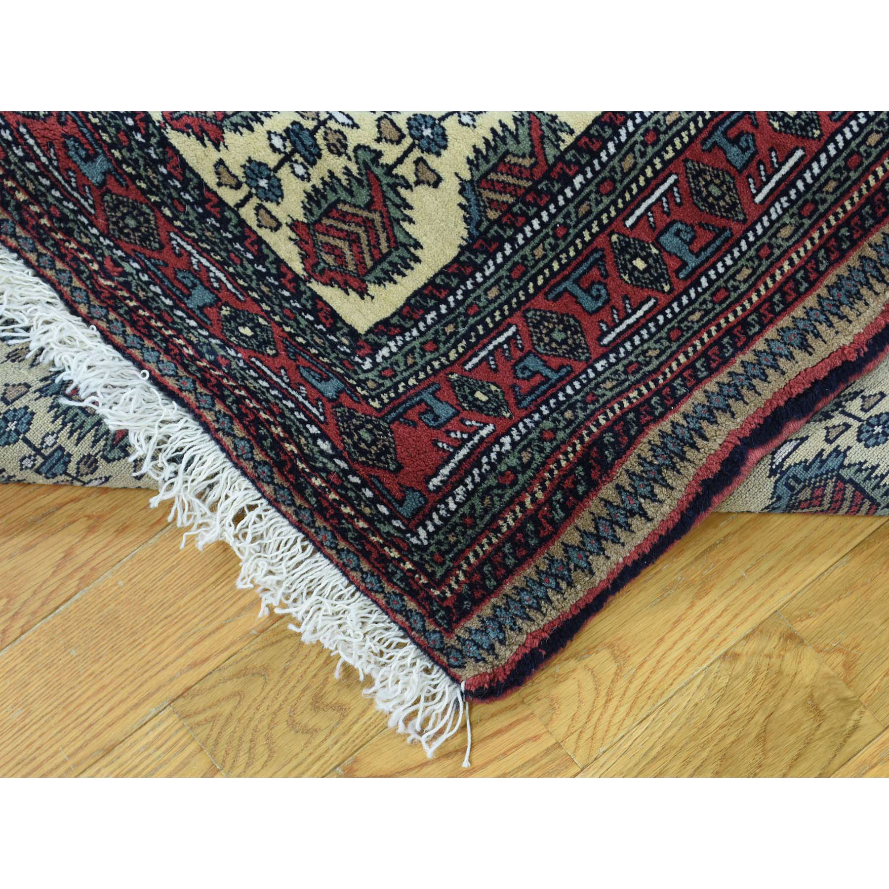2-10 x13- Northwest Persian Hand-Knotted Tribal Oriental Runner Rug