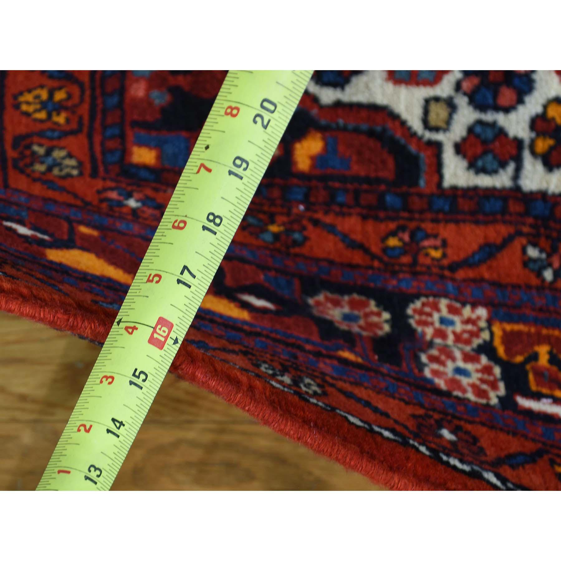 5-6 x8-5  Mint Condition Persian Nahavand Semi Antique Oriental Rug