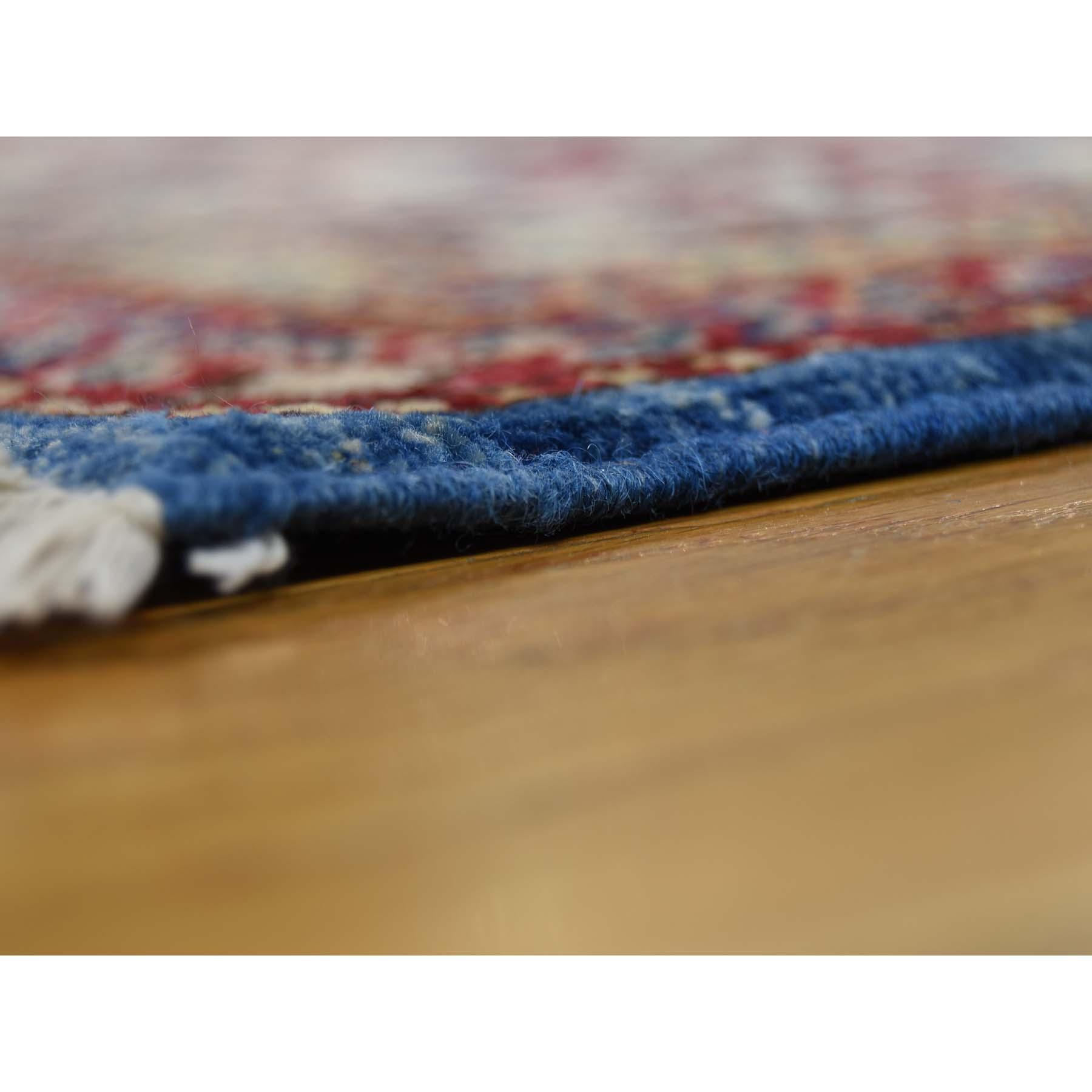 8-9--x12-1-- Pure Wool Hand Knotted Super Kazak Tribal Design Oriental Rug