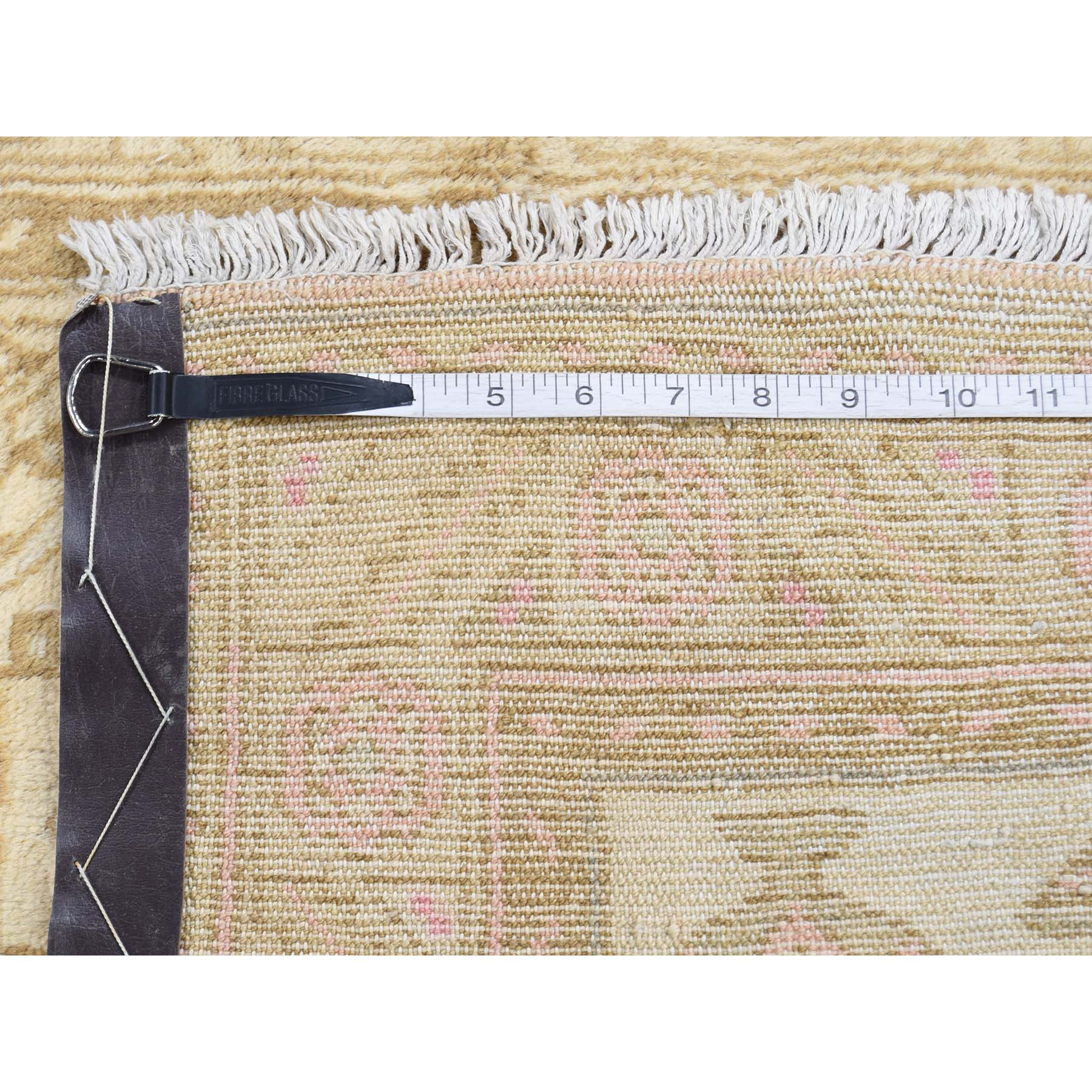 3-1--x5-9-- Hand Knotted Turkish Village with Thick Pile Oriental Runner Rug