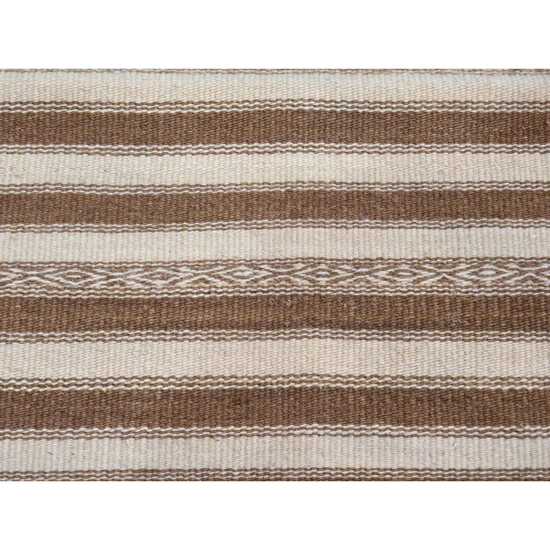 2-10--x5- Reversible Durie Kilim Pure Wool Hand Woven Oriental Rug