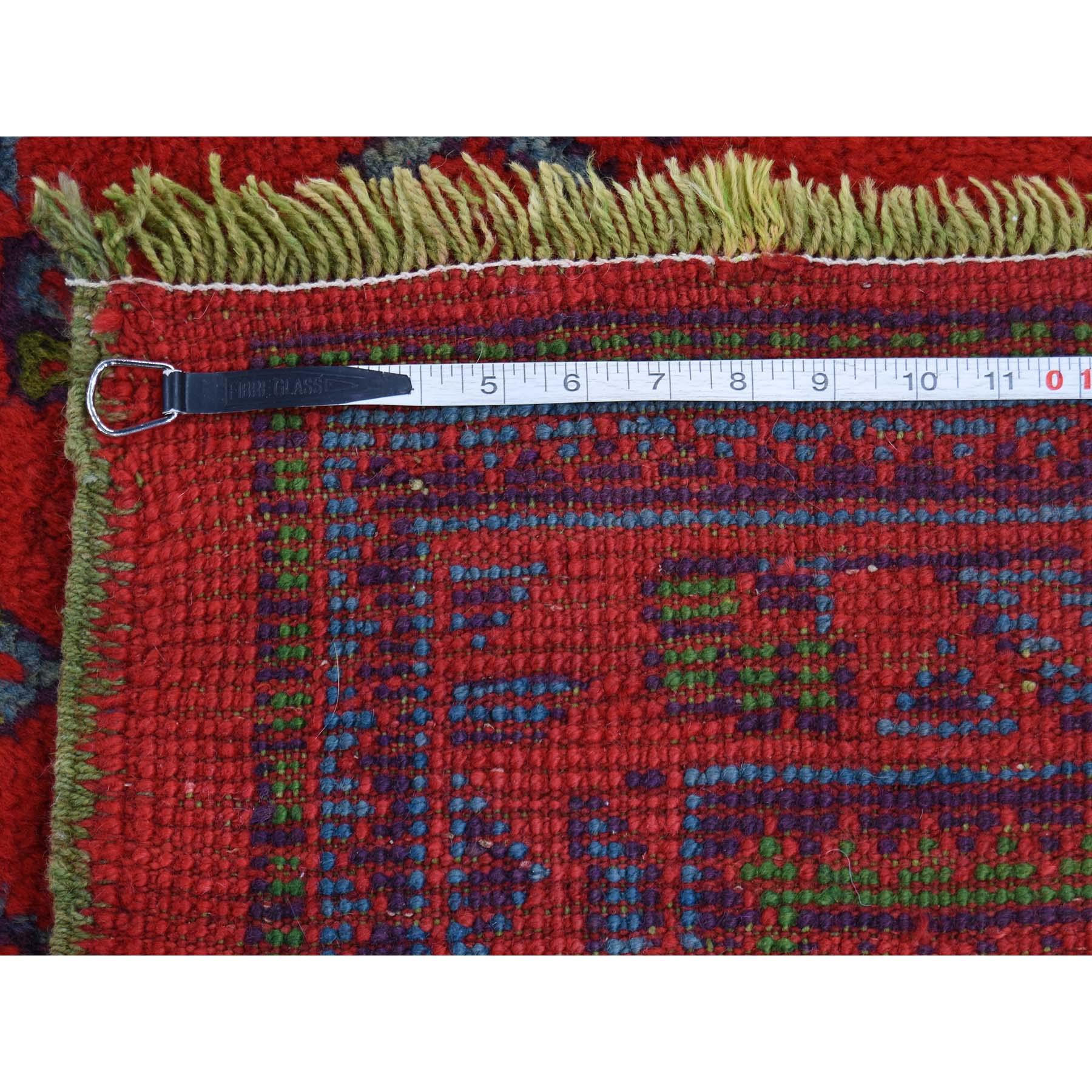 16-8 x19-1  Antique Turkish Oushak Full Pile Mint Cond Oversize Rug