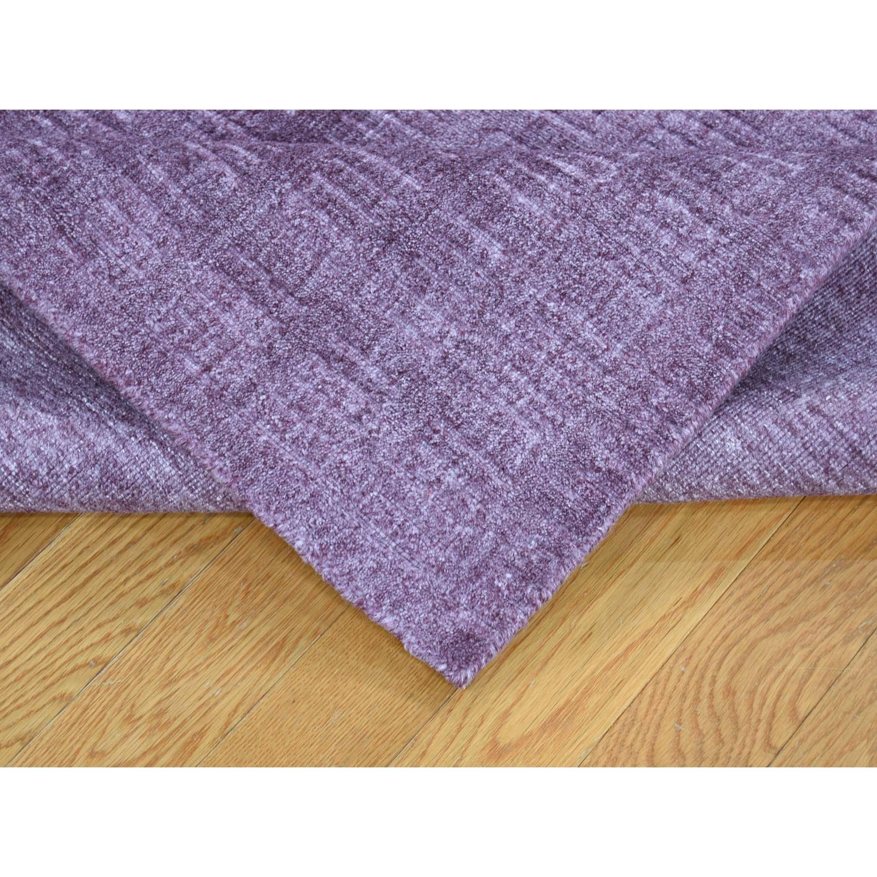 5-x7- Pure Wool Hand Loomed Tone on Tone Oriental Rug
