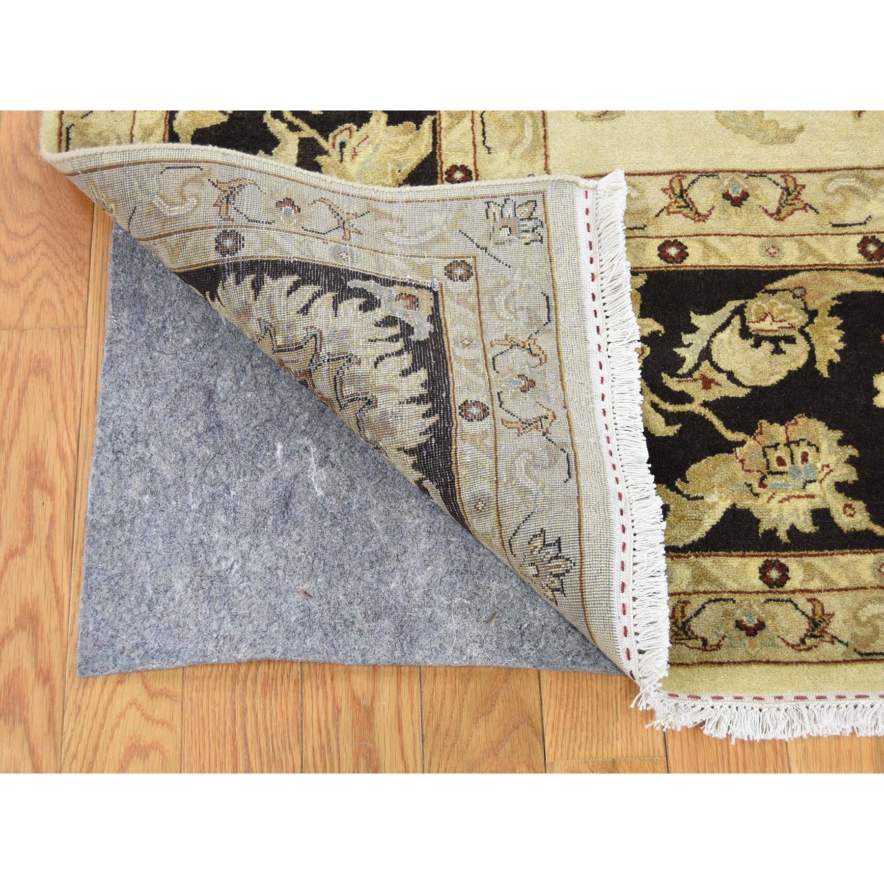 8-3 x10- Super Kazak Khorjin Design Hand-Knotted Pure Wool Rug