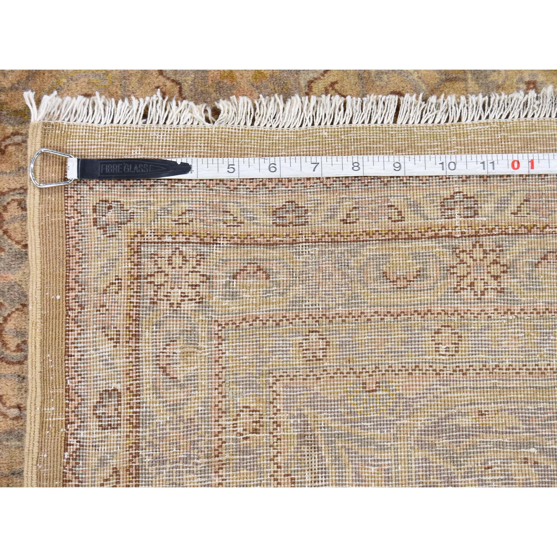 8-7 x11-8  Old Turkish Sivas Good Condition Hand-Knotted Oriental Rug
