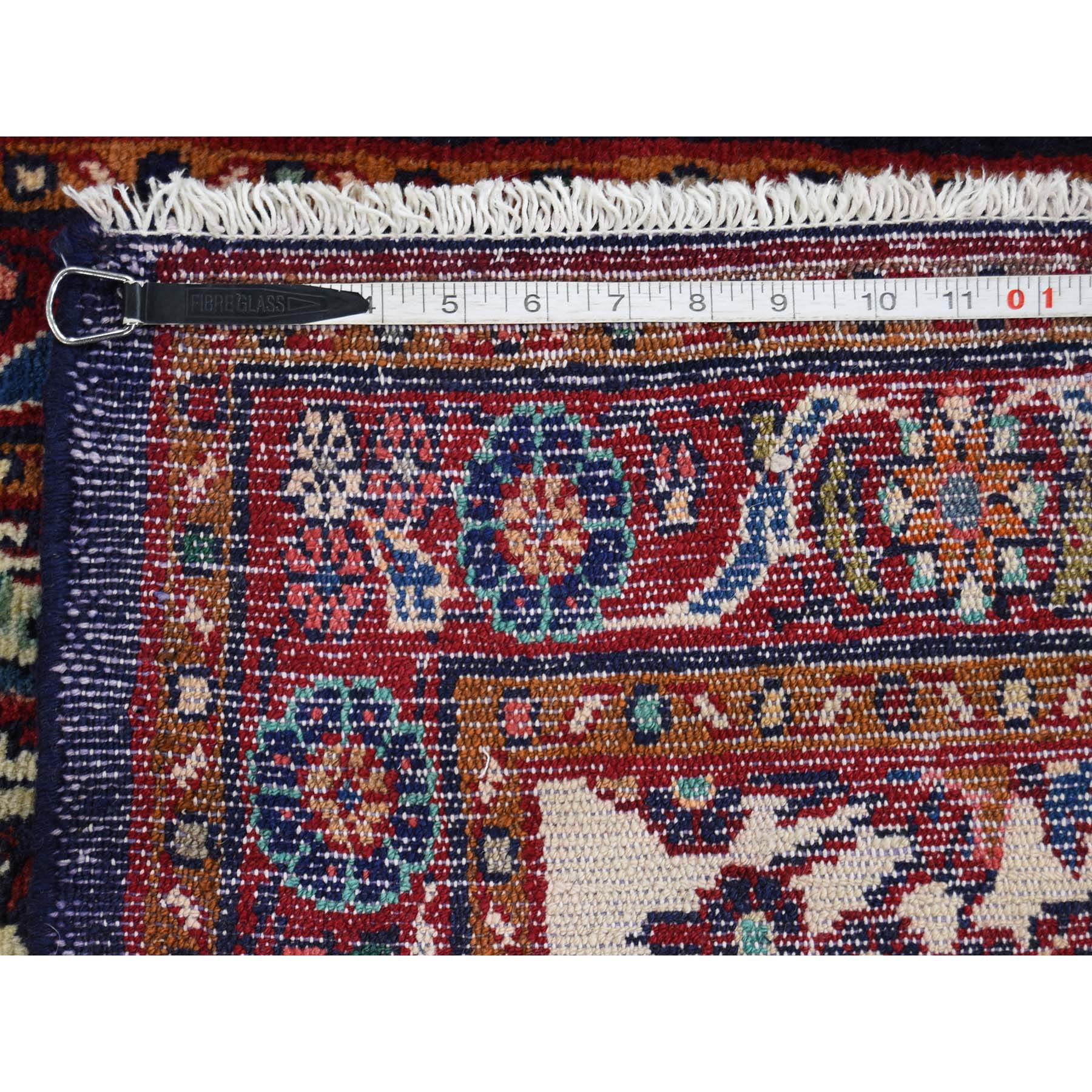2-8 x11- New Persian Lilahan Runner Hand-Knotted Oriental Oriental Rug
