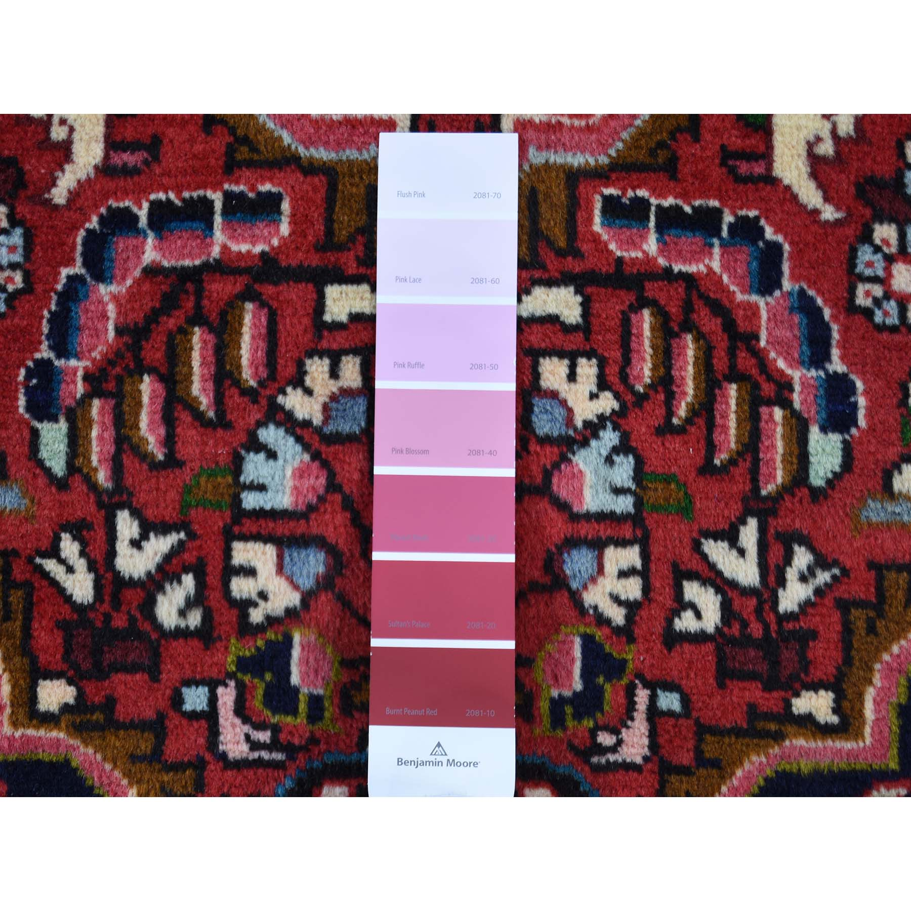 2-6 x4-6  New Persian Lilahan Pure Wool Hand-Knotted Oriental Rug