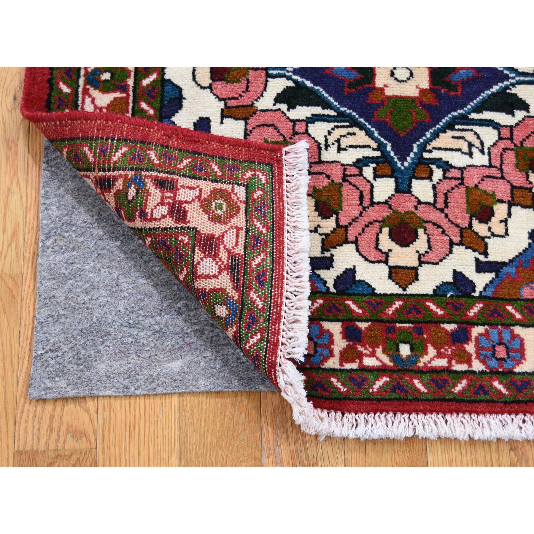 2-9 x4- New Persian Lilahan Pure Wool Hand-Knotted Oriental Rug