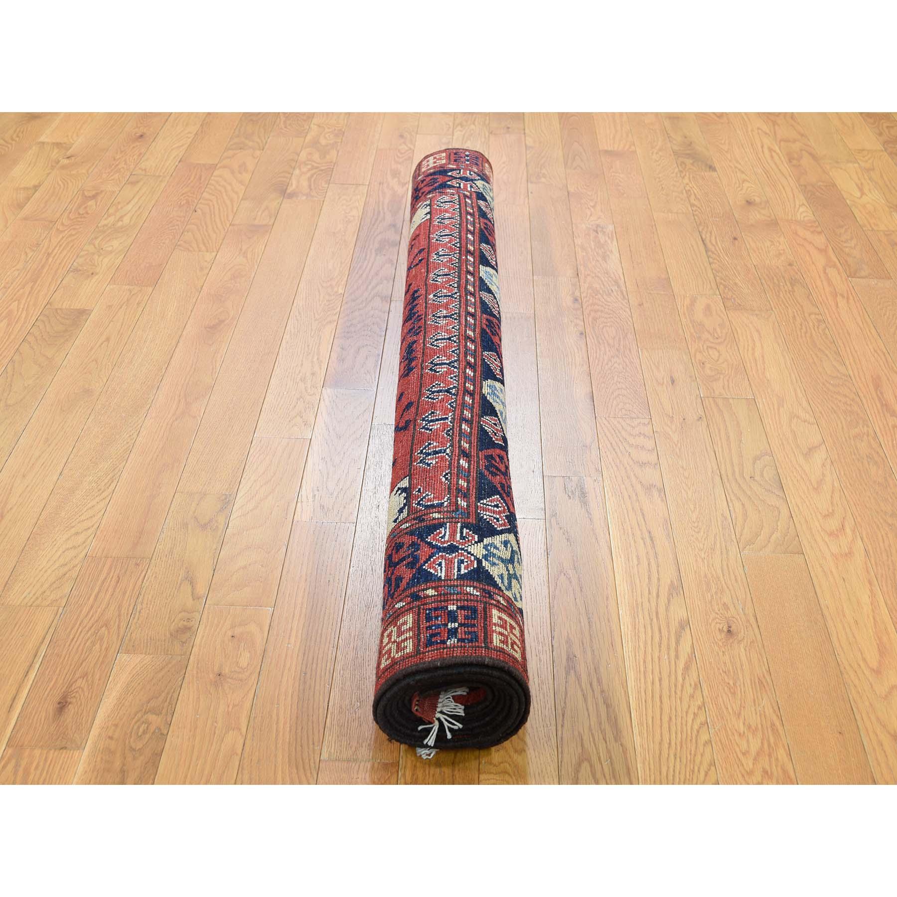 5-x7-2  Afghan Ersari Pure Wool Hand-Knotted Oriental Rug