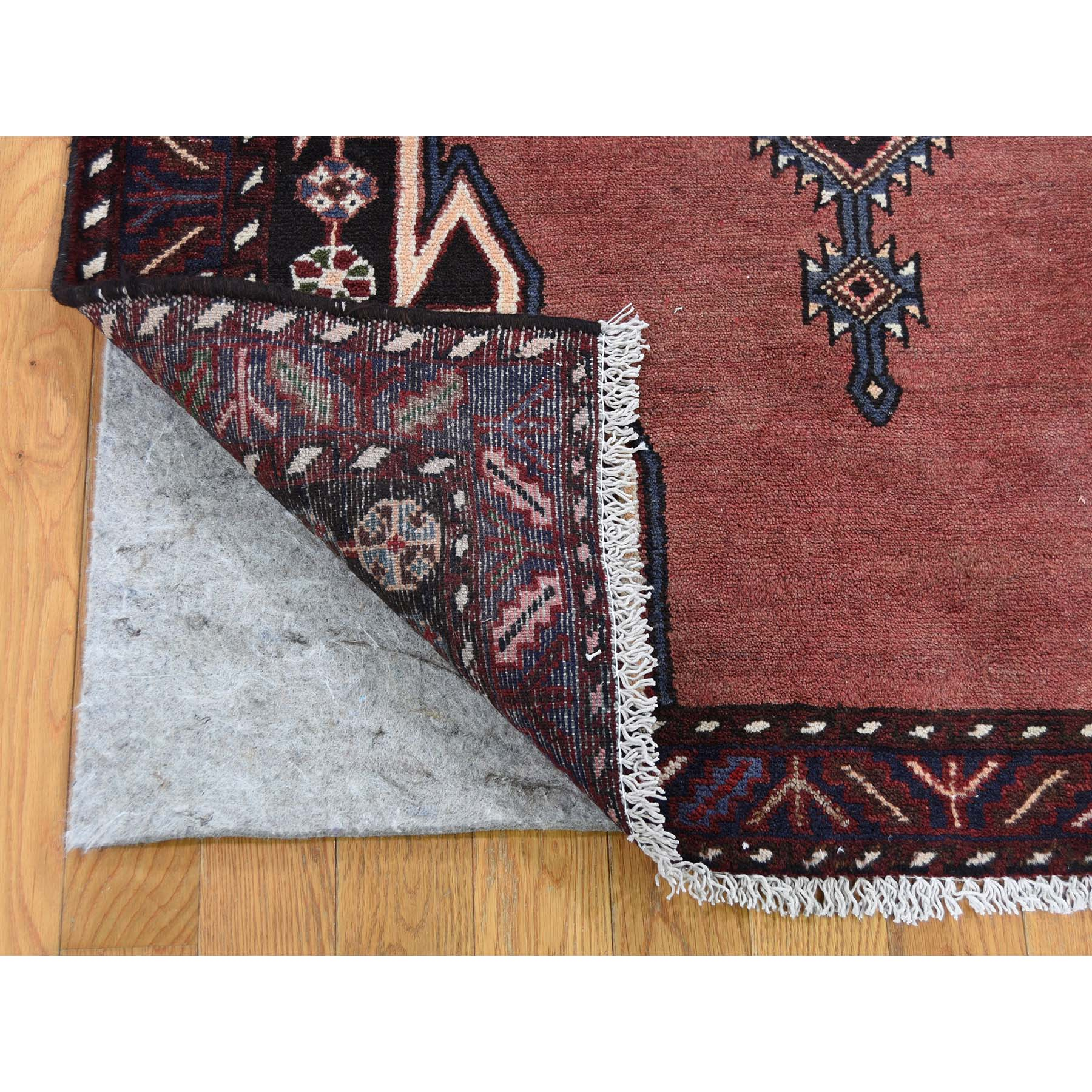 3-6 x4-7  New Persian Mazlagan Hand-Knotted Oriental Pure Wool Rug