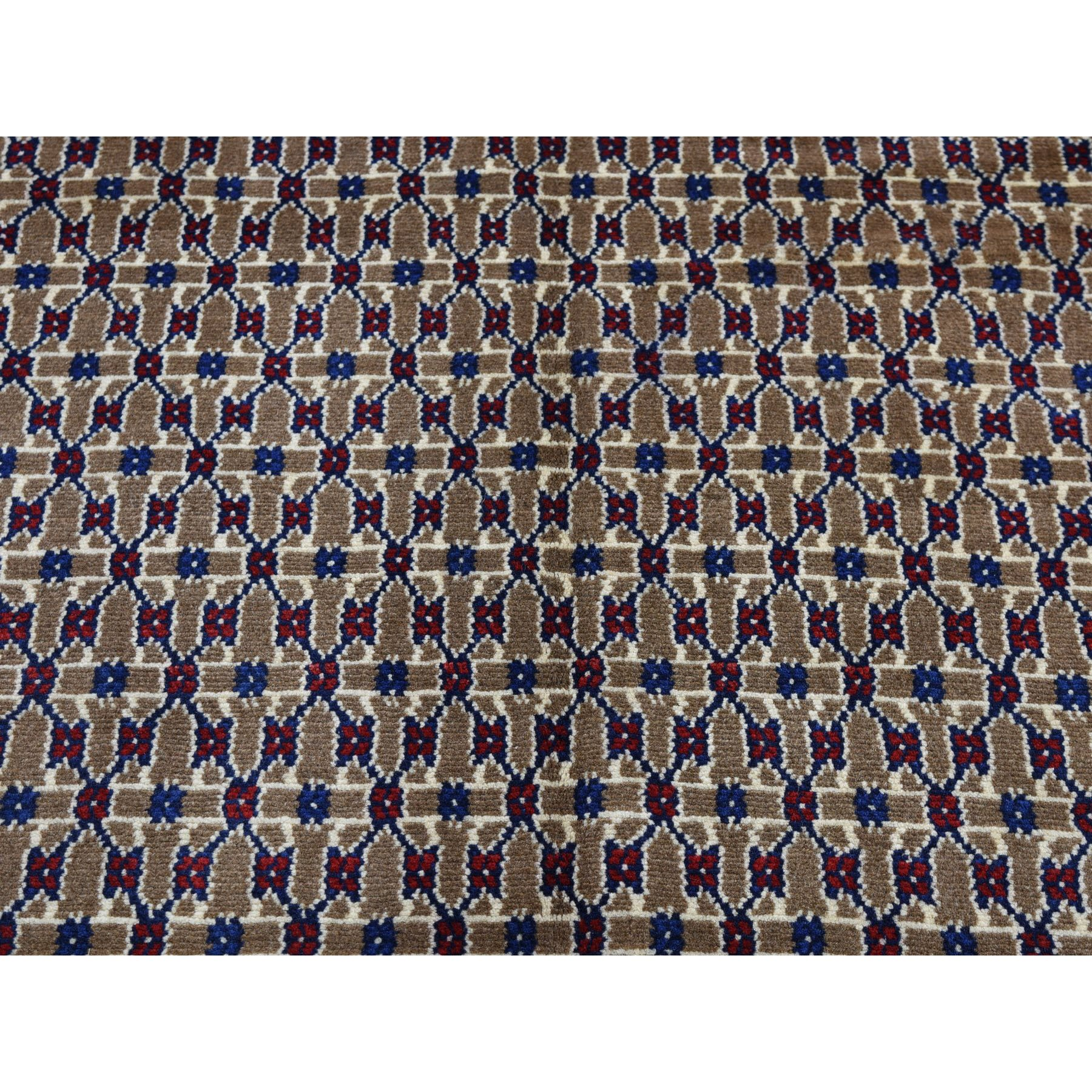 6-8 x9-1  Beige New persian Camel Hair Serab Pure Wool Hand Knotted Oriental Rug