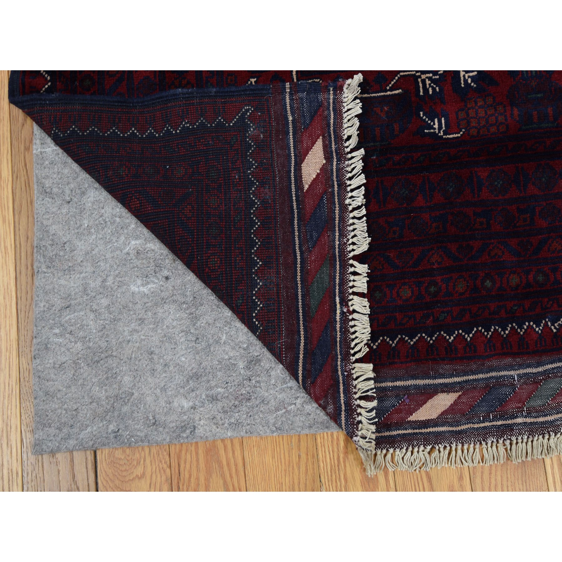 "13'1""x19'7"" Oversized Vegetable Dyes Afghan Khamyab Hand Knotted Oriental Rug"