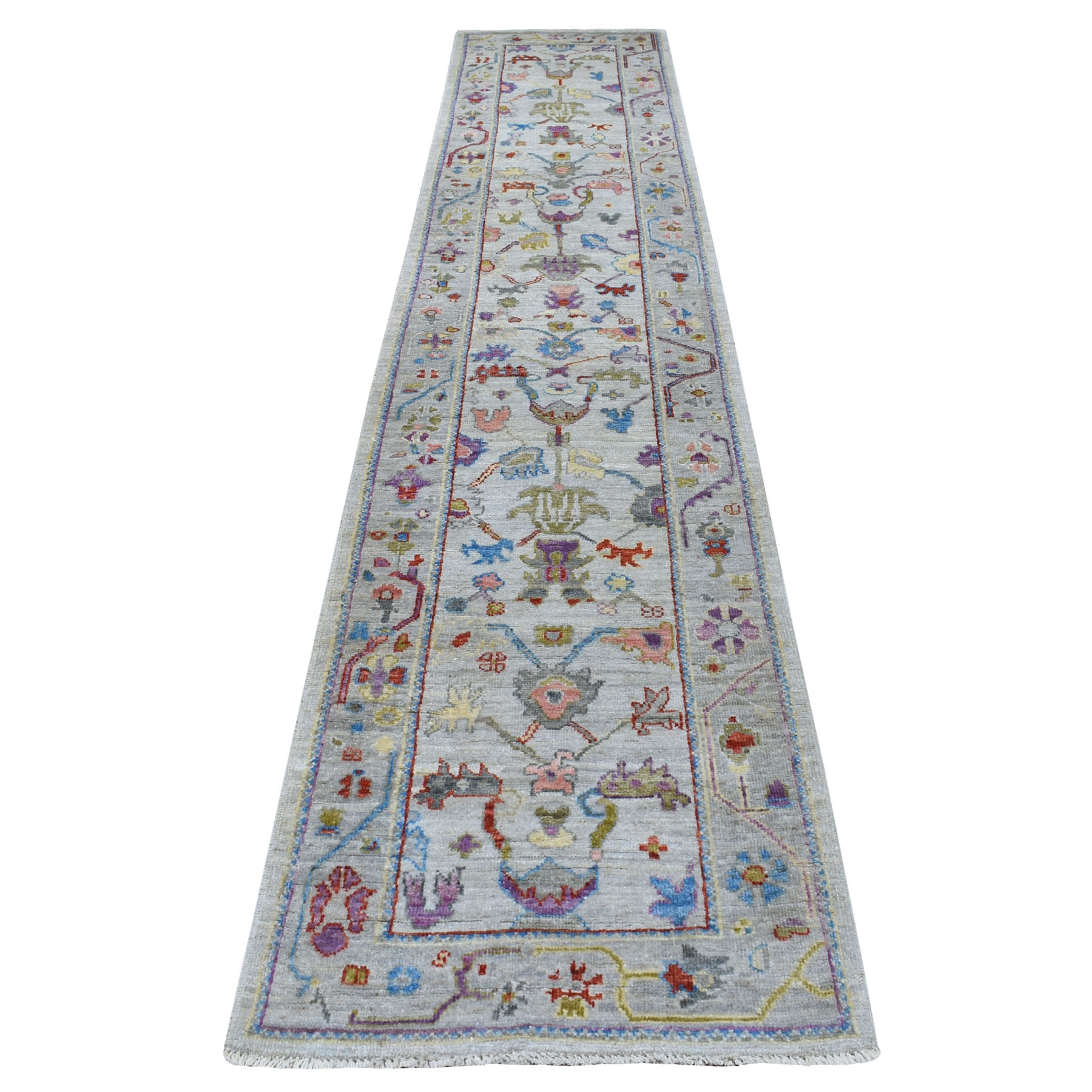 Oushak And PeshawarRugs ORC499032
