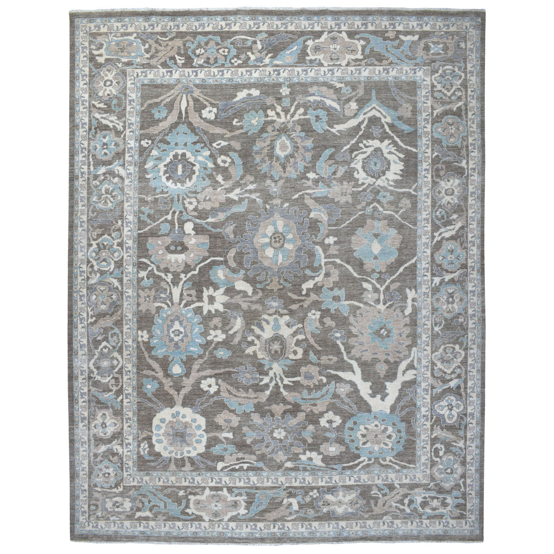 Oushak And PeshawarRugs ORC500454