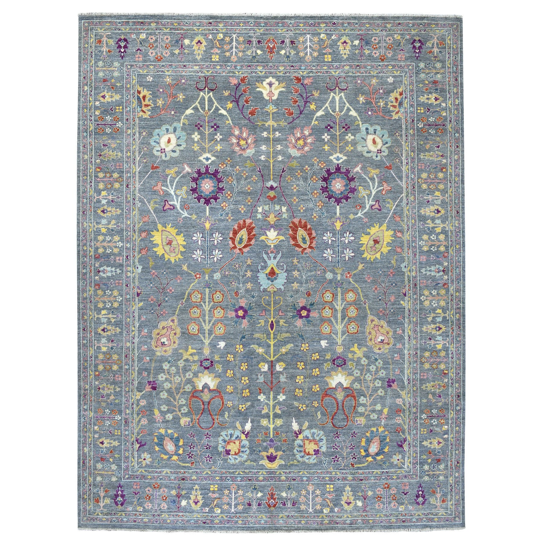 Oushak And PeshawarRugs ORC500499