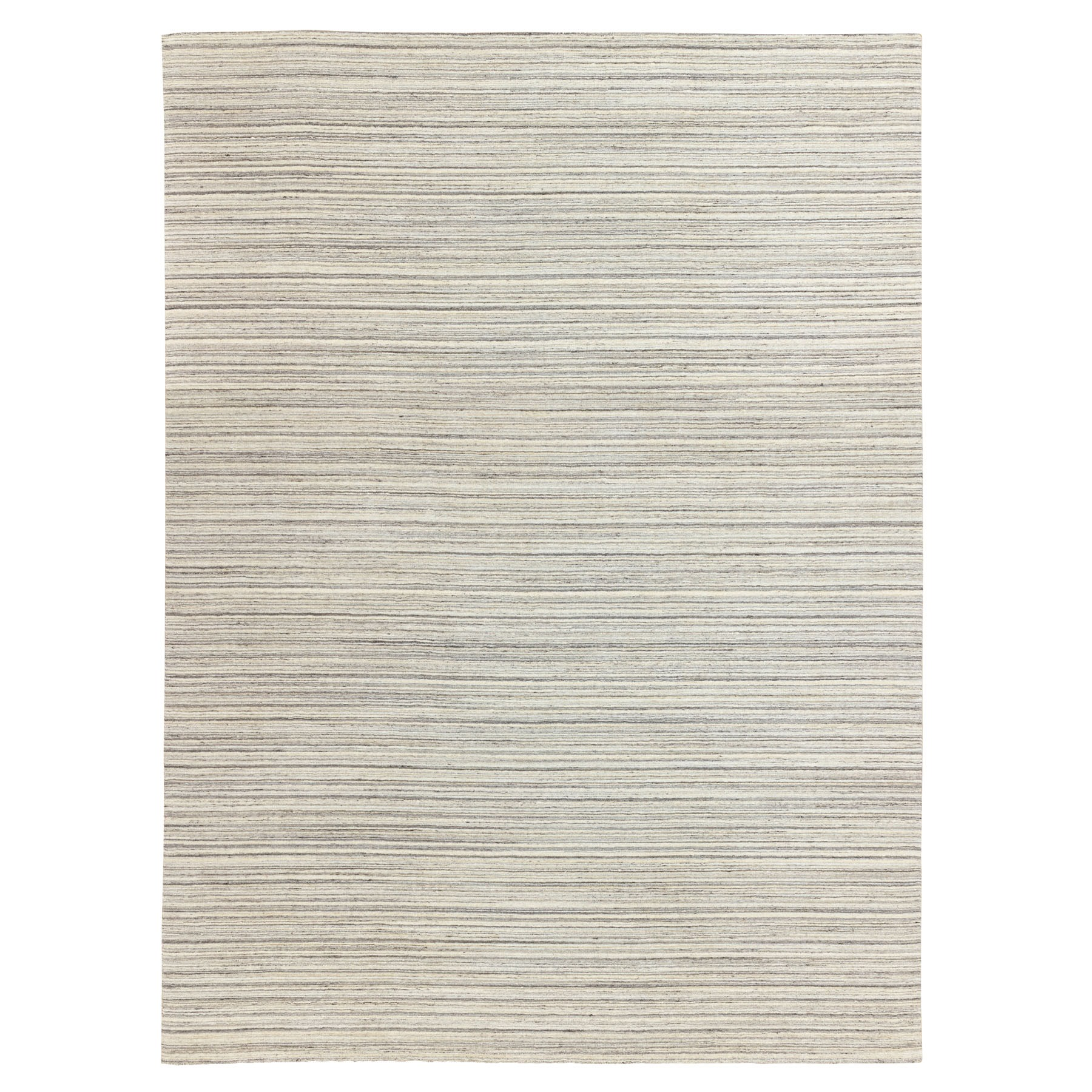 12'X15' Oversized Beige Hand Loomed Natural Wool Plain Modern Oriental Rug moae8c8d