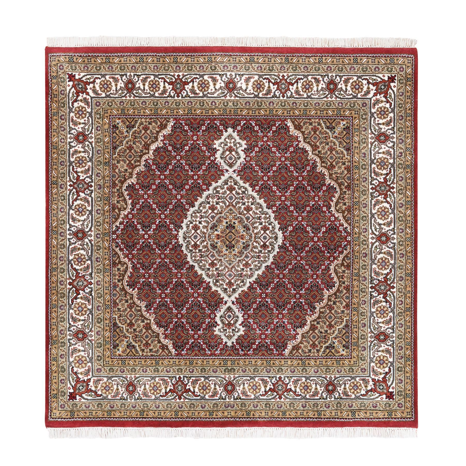 Pirniakan Collection Hand Knotted Red Rug No: 1125106