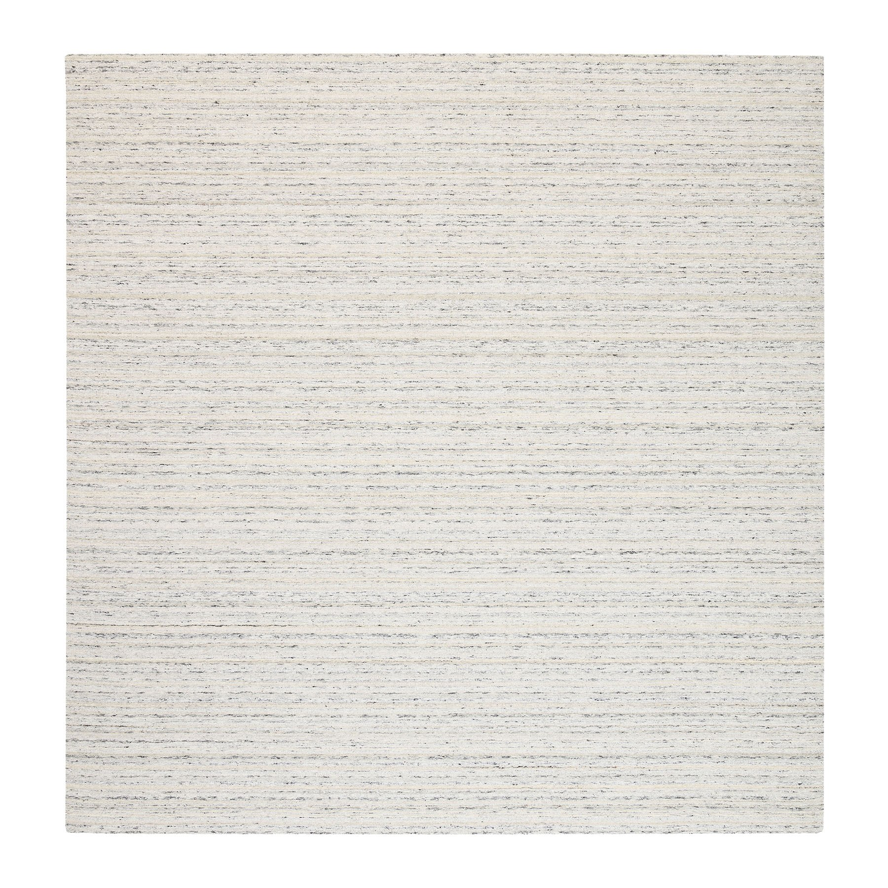 Mid Century Modern Collection Hand Loomed Grey Rug No: 1126064