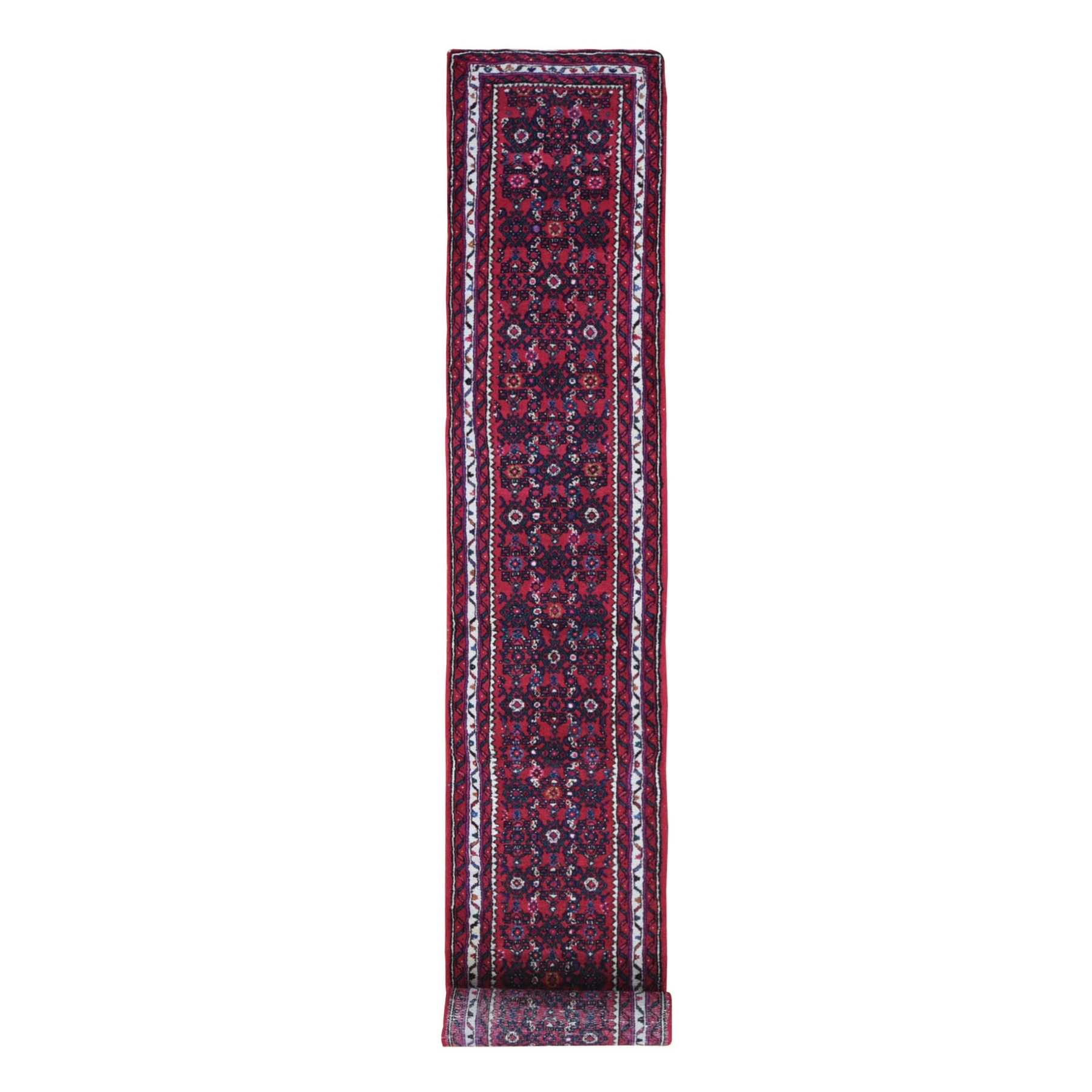 Classic Persian Collection Hand Knotted Red Rug No: 1133350